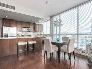 """Photo 9: 1402 138 E ESPLANADE in North Vancouver: Lower Lonsdale Condo for sale in """"PREMIER AT THE PIER"""" : MLS®# R2161323"""