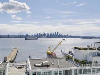 """Photo 2: 1402 138 E ESPLANADE in North Vancouver: Lower Lonsdale Condo for sale in """"PREMIER AT THE PIER"""" : MLS®# R2161323"""
