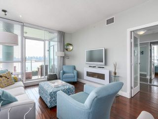 """Photo 11: 1402 138 E ESPLANADE in North Vancouver: Lower Lonsdale Condo for sale in """"PREMIER AT THE PIER"""" : MLS®# R2161323"""