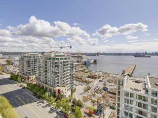 """Photo 3: 1402 138 E ESPLANADE in North Vancouver: Lower Lonsdale Condo for sale in """"PREMIER AT THE PIER"""" : MLS®# R2161323"""