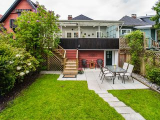 Photo 19: 1218 E 14TH Avenue in Vancouver: Mount Pleasant VE House for sale (Vancouver East)  : MLS®# R2164714