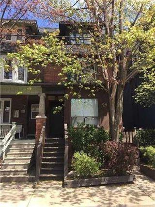 Main Photo: 29 Boulton Avenue in Toronto: South Riverdale House (3-Storey) for sale (Toronto E01)  : MLS®# E3823843