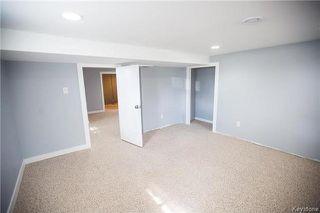 Photo 17: 417 Royal Avenue in Winnipeg: Residential for sale (4D)  : MLS®# 1718940