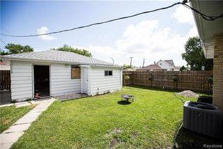 Photo 20: 417 Royal Avenue in Winnipeg: Residential for sale (4D)  : MLS®# 1718940