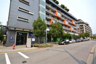 Photo 1: 305 123 W 1ST Avenue in Vancouver: False Creek Condo for sale (Vancouver West)  : MLS®# R2193386