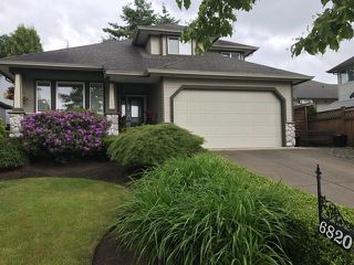 Photo 1: 6820 181 STREET in Cloverdale: Home for sale : MLS®# R2178025