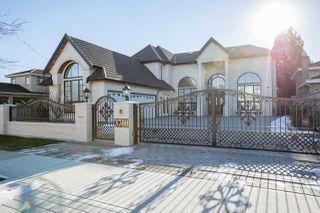 Photo 1: 3700 GRANVILLE Avenue in Richmond: Quilchena RI House for sale : MLS®# R2250068