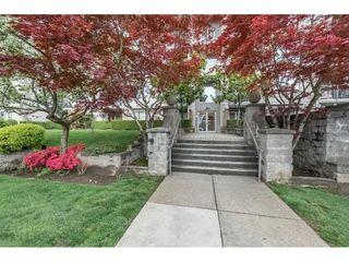 "Photo 2: 409 1669 GRANT Avenue in Port Coquitlam: Glenwood PQ Condo for sale in ""THE CHARLESTON"" : MLS®# R2270844"