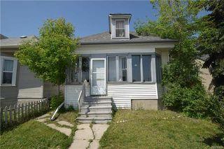 Photo 1: 222 Queen Street in Winnipeg: St James Residential for sale (5E)  : MLS®# 1815663