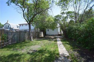 Photo 12: 222 Queen Street in Winnipeg: St James Residential for sale (5E)  : MLS®# 1815663
