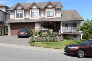 Photo 1: 3440 PROMONTORY Court in Abbotsford: Abbotsford West House for sale : MLS®# R2281173