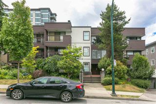 "Photo 1: 203 1352 W 10 Avenue in Vancouver: Fairview VW Condo for sale in ""Tell Manor"" (Vancouver West)  : MLS®# R2287958"
