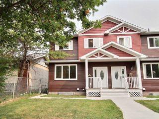Main Photo: 12817 67 Street in Edmonton: Zone 02 House Half Duplex for sale : MLS®# E4127013