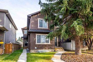 Main Photo: 10916 71 Avenue in Edmonton: Zone 15 House Half Duplex for sale : MLS®# E4131839