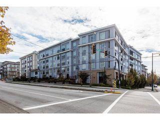 "Main Photo: 218 13728 108 Avenue in Surrey: Whalley Condo for sale in ""Quattro 3"" (North Surrey)  : MLS®# R2316531"