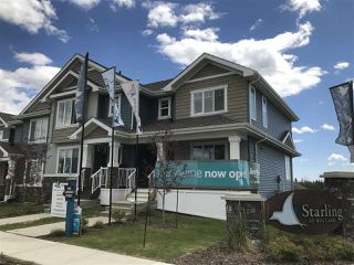 Main Photo:  in Edmonton: Zone 59 Attached Home for sale : MLS®# E4134336