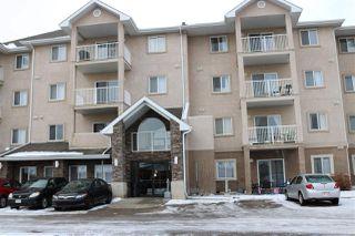 Main Photo: 320 2305 35A Avenue in Edmonton: Zone 30 Condo for sale : MLS®# E4135768