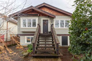 Main Photo: 2450 TURNER Street in Vancouver: Renfrew VE House for sale (Vancouver East)  : MLS®# R2325927