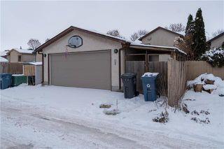 Photo 20: 1103 Kildare Avenue East in Winnipeg: Canterbury Park Residential for sale (3M)  : MLS®# 1831283