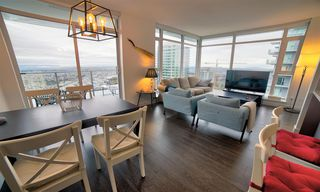"""Photo 1: 3601 6538 NELSON Avenue in Burnaby: Metrotown Condo for sale in """"met2"""" (Burnaby South)  : MLS®# R2330272"""