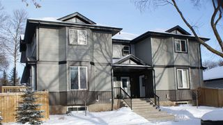 Main Photo: 4 5910 121 Avenue NW in Edmonton: Zone 06 Townhouse for sale : MLS®# E4139754