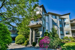 Main Photo: 102 32725 GEORGE FERGUSON Way in Abbotsford: Abbotsford West Condo for sale : MLS®# R2334428