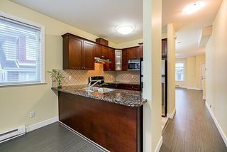 """Photo 9: 24 8655 159 Street in Surrey: Fleetwood Tynehead Townhouse for sale in """"Springfield Court"""" : MLS®# R2339578"""