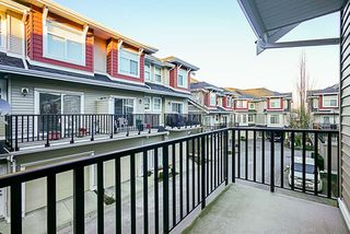 """Photo 12: 24 8655 159 Street in Surrey: Fleetwood Tynehead Townhouse for sale in """"Springfield Court"""" : MLS®# R2339578"""