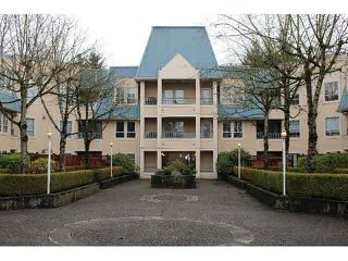 "Main Photo: 101 295 SCHOOLHOUSE Street in Coquitlam: Maillardville Condo for sale in ""CHATEAU ROYALE"" : MLS®# R2346872"