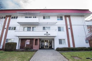 "Photo 1: 106 12096 222 Street in Maple Ridge: West Central Condo for sale in ""Canuck Plaza"" : MLS®# R2348587"