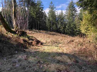 Main Photo: LOT 1 SANDY HOOK Road in Sechelt: Sechelt District Home for sale (Sunshine Coast)  : MLS®# R2349194