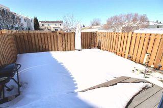 Photo 25: 4124 134 Avenue in Edmonton: Zone 35 Townhouse for sale : MLS®# E4148102