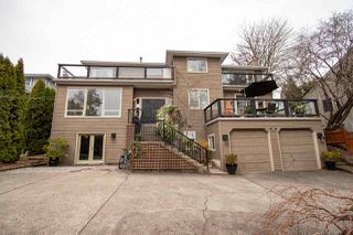 Photo 1: 4088 DOLLARTON Highway in North Vancouver: Dollarton House for sale : MLS®# R2352003