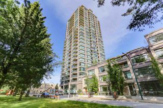 Photo 1: 1603 2789 SHAUGHNESSY Street in Port Coquitlam: Central Pt Coquitlam Condo for sale : MLS®# R2377544
