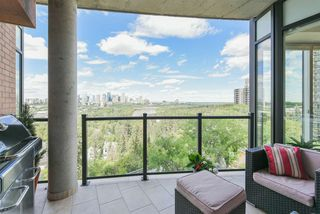 Photo 15: 602 10035 Saskatchewan Drive in Edmonton: Zone 15 Condo for sale : MLS®# E4160791