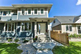 Main Photo: 11207 132 Street in Edmonton: Zone 07 House Half Duplex for sale : MLS®# E4162652