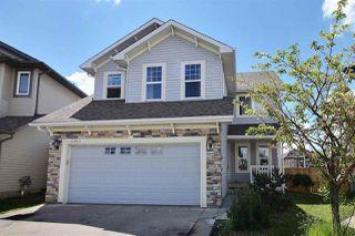 Photo 1: 7343 SINGER Way in Edmonton: Zone 14 House for sale : MLS®# E4164145