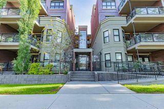 Photo 1: 304 10808 71 Avenue in Edmonton: Zone 15 Condo for sale : MLS®# E4164558