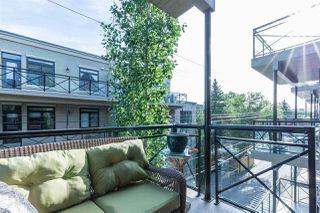 Photo 23: 304 10808 71 Avenue in Edmonton: Zone 15 Condo for sale : MLS®# E4164558