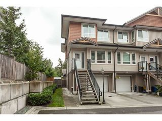 "Photo 1: 15 20187 68 Avenue in Langley: Willoughby Heights Townhouse for sale in ""VIRTUE"" : MLS®# R2403725"