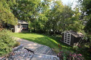 Photo 19: 18 Cathedral Avenue in Winnipeg: Scotia Heights Residential for sale (4D)  : MLS®# 1926372