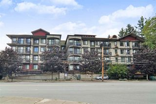 "Main Photo: 205 19830 56 Avenue in Langley: Langley City Condo for sale in ""Zora"" : MLS®# R2408909"