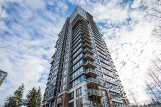 "Photo 1: 1105 301 CAPILANO Road in Port Moody: Port Moody Centre Condo for sale in ""The Residences"" : MLS®# R2443780"