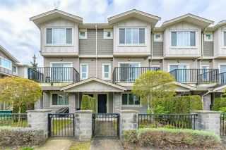 Photo 18: 12 7051 ASH STREET in Richmond: McLennan North Townhouse for sale : MLS®# R2452351