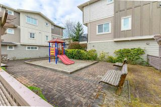Photo 20: 12 7051 ASH STREET in Richmond: McLennan North Townhouse for sale : MLS®# R2452351