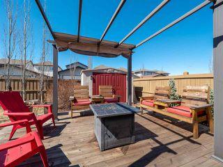 Photo 40: 16904 57 Street in Edmonton: Zone 03 House for sale : MLS®# E4197897
