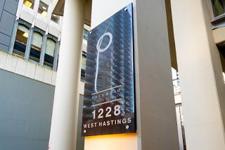 """Photo 28: 2202 1228 W HASTINGS Street in Vancouver: Coal Harbour Condo for sale in """"Palladio"""" (Vancouver West)  : MLS®# R2485869"""