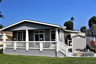 Photo 1: CARLSBAD WEST Manufactured Home for sale : 3 bedrooms : 7309 Santa Barbara in Carlsbad