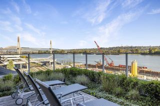 """Photo 16: 805 668 COLUMBIA Street in New Westminster: Quay Condo for sale in """"TRAPP + HOLBROOK"""" : MLS®# R2503921"""