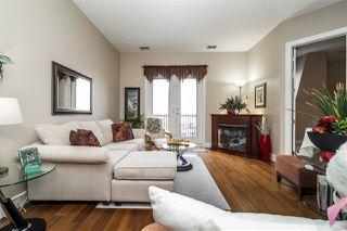 Photo 17: 446 6079 MAYNARD Way in Edmonton: Zone 14 Condo for sale : MLS®# E4218774
